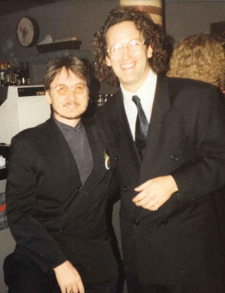Horst and David